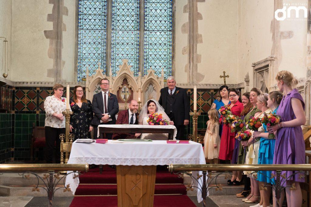 M&K's Wedding